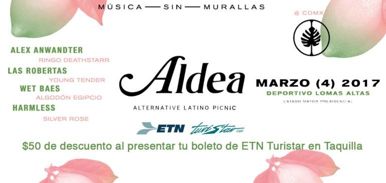 Aldea PLOP Radio y ETN TURISTAR LUJO