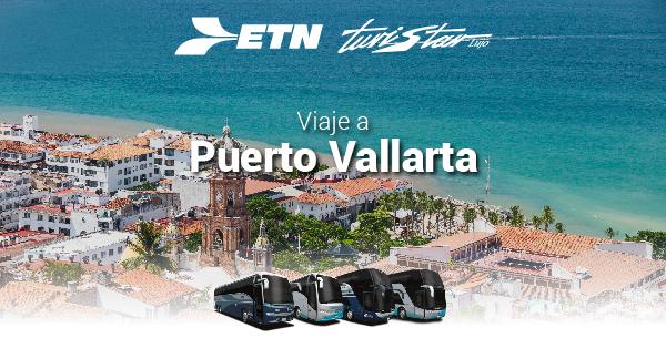 Boletos de Autobús a Puerto Vallarta