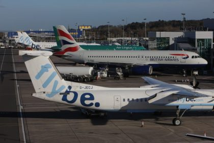 An exceptional year at Belfast City Airport