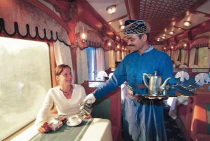 2016 'Asia's Leading Luxury Train' named