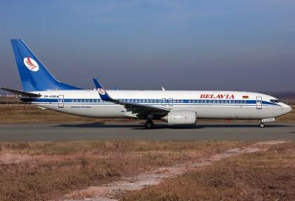 Belavia: Ukraine threatened to launch fighter jets to intercept plane