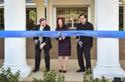 The Guest House at Graceland opens with sold-out celebration weekend