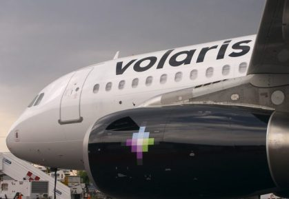 Volaris reports passenger traffic growth of 29 percent