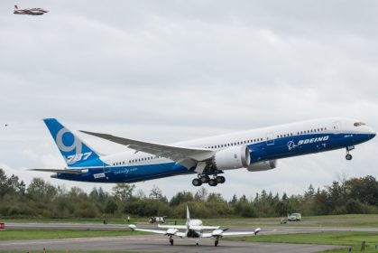 China Southern Airlines finalizes order for 12 Boeing 787-9 Dreamliners