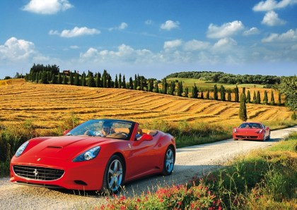 Italian love affair: Luxury travelers' top destination is Italy
