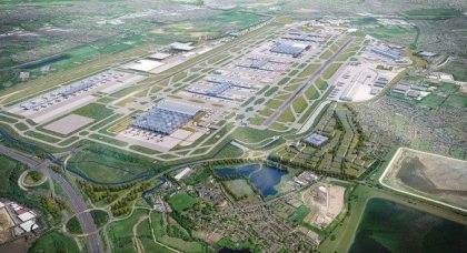 Heathrow Airport issues statement on Government announcement