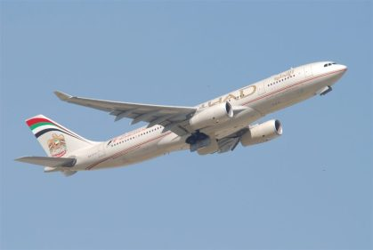 Etihad Airways expands Madrid service to daily operation