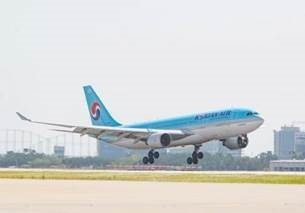 Korean Air introduces direct flights to Delhi