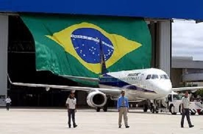 Embraer's commercial aircraft deliveries up 38%