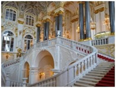 Satiating appetites for culture: Corinthia Hotel St. Petersburg