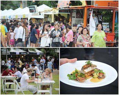 "Tourism Authority of Thailand Launches ""Phuket Tasty Fest 2016, Eat & Travel at the Same Place"""