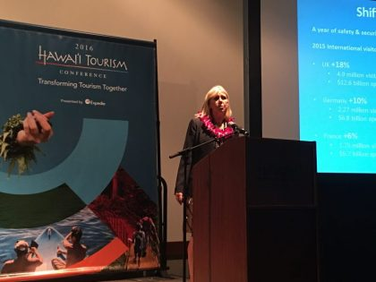Hawaii Tourism Conference 2016: A success?