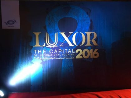 Luxor, the Capital of World Tourism hosts the UNWTO Executive Council
