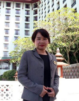Chatrium Hotel Royal Lake Yangon welcomes new Director of Sales and Marketing