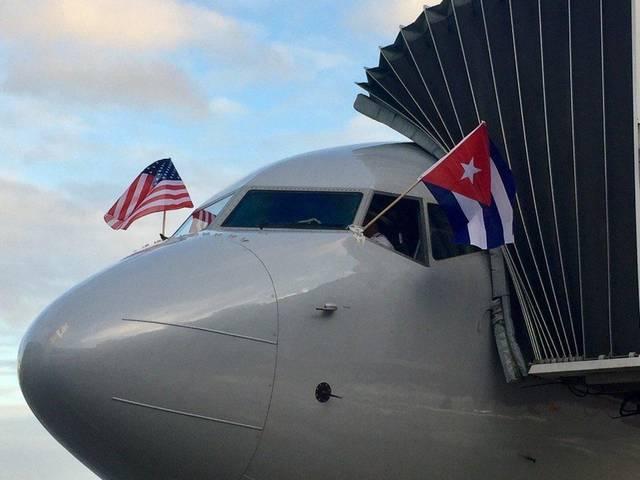 mendez havana flights mark important milestone in reengagement with rh etn travel