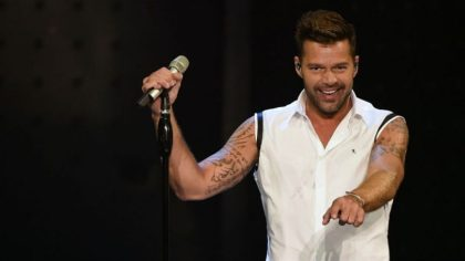 International superstar Ricky Martin announces Las Vegas residency