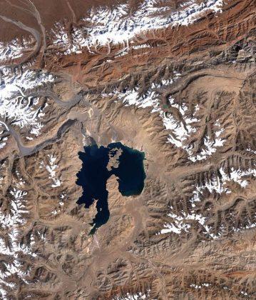 Very strong earthquake hits near Tajik National Park