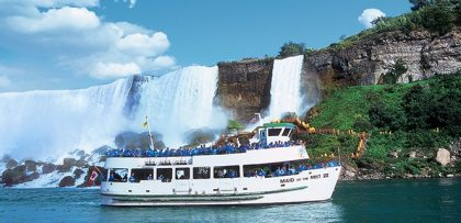 Maid of the Mist enjoys another record season