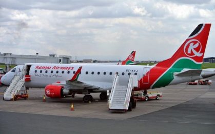 Kenya Airways expands codeshare with India's Jet Airways