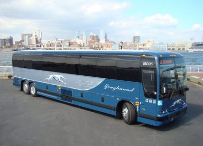 Greyhound expects over 540,000 customers to travel this Thanksgiving