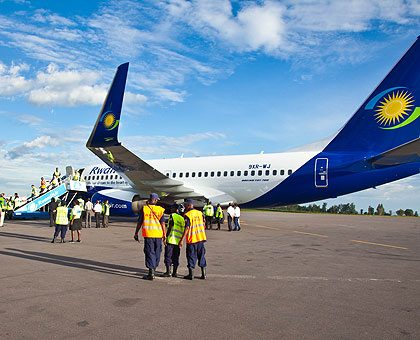 RwandAir returns to nonstop flights to Johannesburg in January