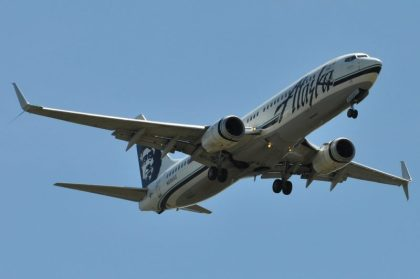Alaska Airlines inaugurates new flights between Portland and Newark