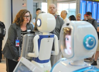 Future of Travel: UK tourists fear 'robot' security checks