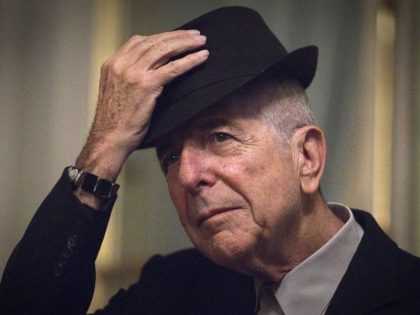 Prime Minister of Canada issues statement on the death of Leonard Cohen