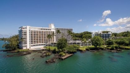 DoubleTree by Hilton opens historic oceanfront hotel on Hilo Bay in Hawaii