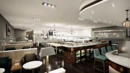 Airport Lounge Development expands its international network with Heathrow's 'Club Aspire'