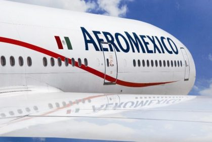 Grupo Aeromexico transported 1,676,000 passengers in October