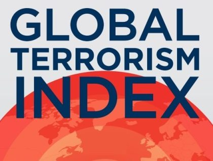 2016 Global Terrorism Index: 650% increase in terrorism-related deaths