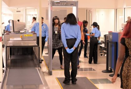 Aviation booming, but almost half of US airport workers live
