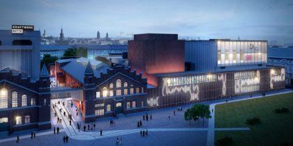 Birth of a new cultural center in Dresden: Kraftwerk Mitte Dresden