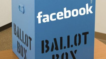 The danger of Facebook democracy
