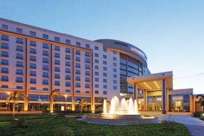 Mövenpick Ambassador Hotel Accra wins Gold for all around sustainability success