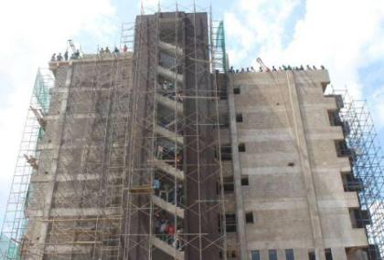 Hotel projects delayed in Nairobi