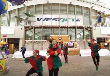 WestJet sets new single-day record for guests flown