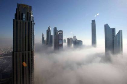 Heavy fog delays over 300 outbound flights at UAE airports