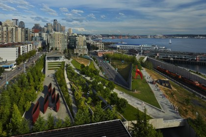 Hotels and museums are the height of admiration during Seattle's Museum Month