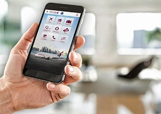 Qatar Airways enhances its mobile functionality