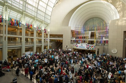 Over 3000 visitors participate in 5th Annual Winternational Embassy Showcase
