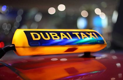 All Dubai taxis will have surveillance cameras by 2018