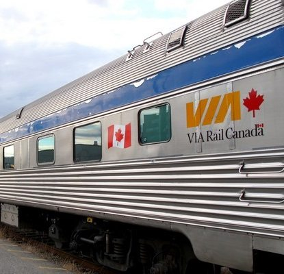VIA Rail anticipates busy holiday season