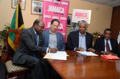 Jamaica Tourist Board signs Memorandum of Understanding with Airbnb
