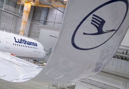Countdown for the Lufthansa A350-900
