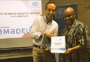 Kenyan tourism entrepreneur named 2016 Amadeus Mover & Shaper