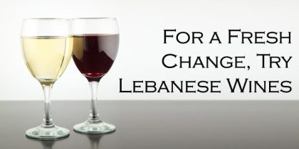 Lebanon wines: Up – Down – Up