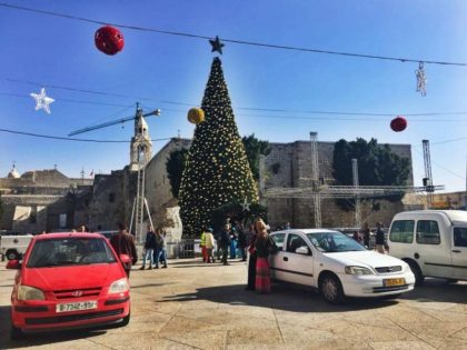 The Christmas Crusade for Peace in Bethlehem