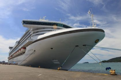 Princess Cruises includes  Kota Kinabalu for the first time